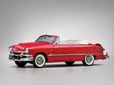 Ford Custom Deluxe Convertible 1951 photos