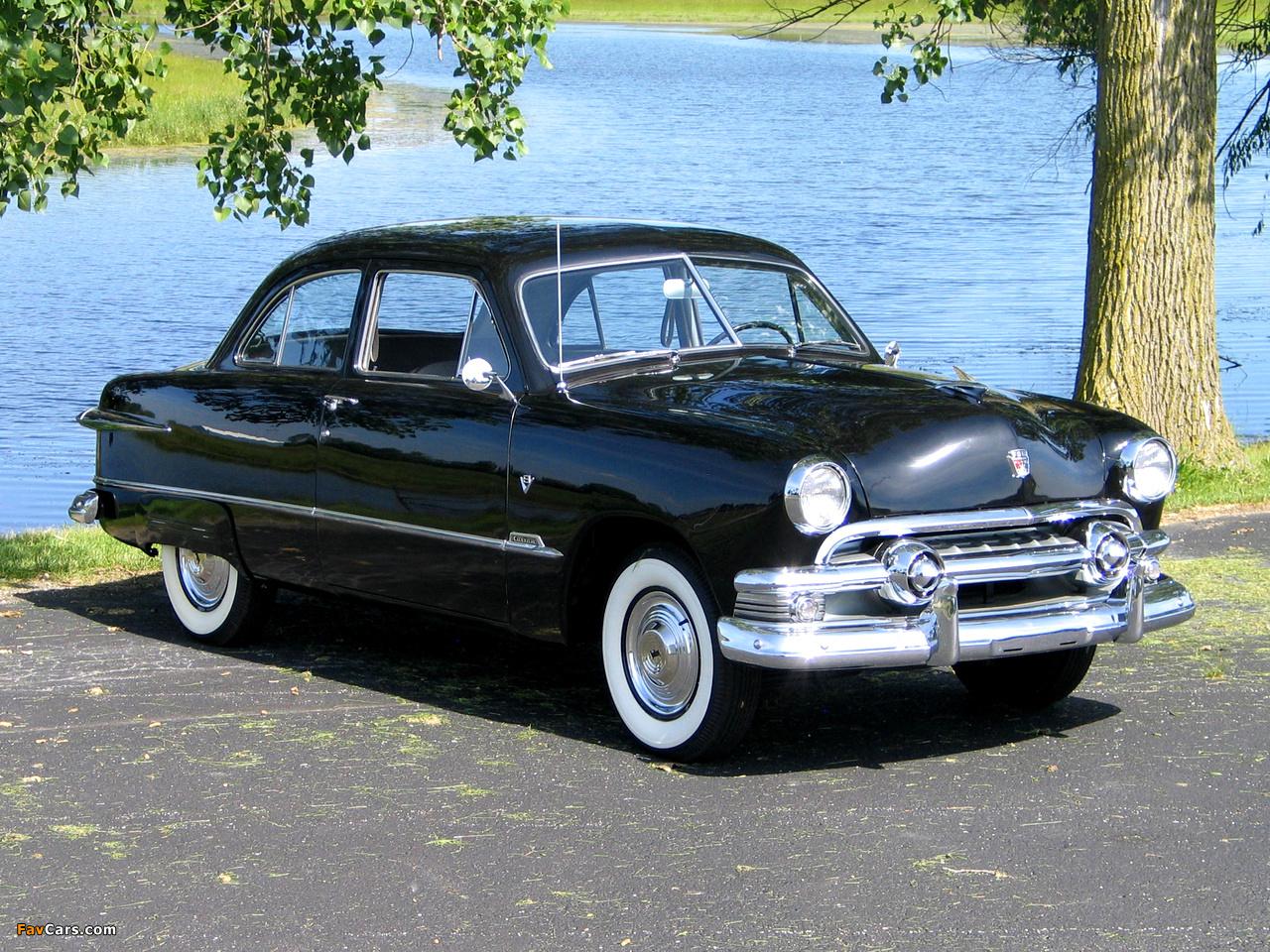 1951 Ford Tudor | Autos Post
