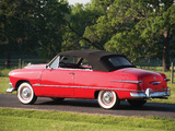 Ford Custom Deluxe Convertible 1951 pictures