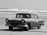 Ford Custom Tudor Sedan 312 Thunderbird Special 1957 images