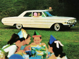 Ford Custom 500 2-door Sedan 1964 pictures