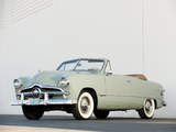 Images of Ford Custom Convertible Coupe (76) 1949