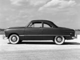 Images of Ford Custom Club Coupe (72B) 1949