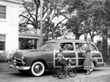 Images of Ford Custom Station Wagon (79) 1949
