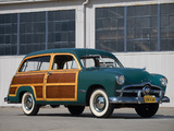 Photos of Ford Custom Station Wagon (79) 1949