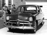 Photos of Ford Custom Tudor Sedan (79) 1949