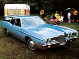 Photos of Ford Custom 500 Ranch Wagon 1971