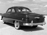 Pictures of Ford Custom Club Coupe (72B) 1949