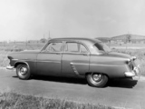 Ford Customline Fordor Sedan (73B) 1952 images