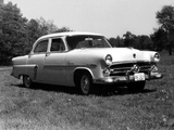 Ford Customline Fordor Sedan (73B) 1952 pictures