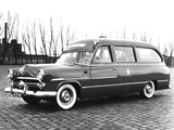 Ford Customline Ambulance by Visser 1952 pictures