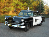Ford Customline Police 1955 photos