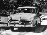 Photos of Ford Customline Fordor Sedan (73B) 1952