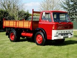 Pictures of Ford D-Series Tipper 1965–76