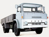 Pictures of Ford D-Series 1965–76