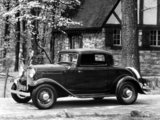 Ford V8 Deluxe Coupe (18-520) 1932 images