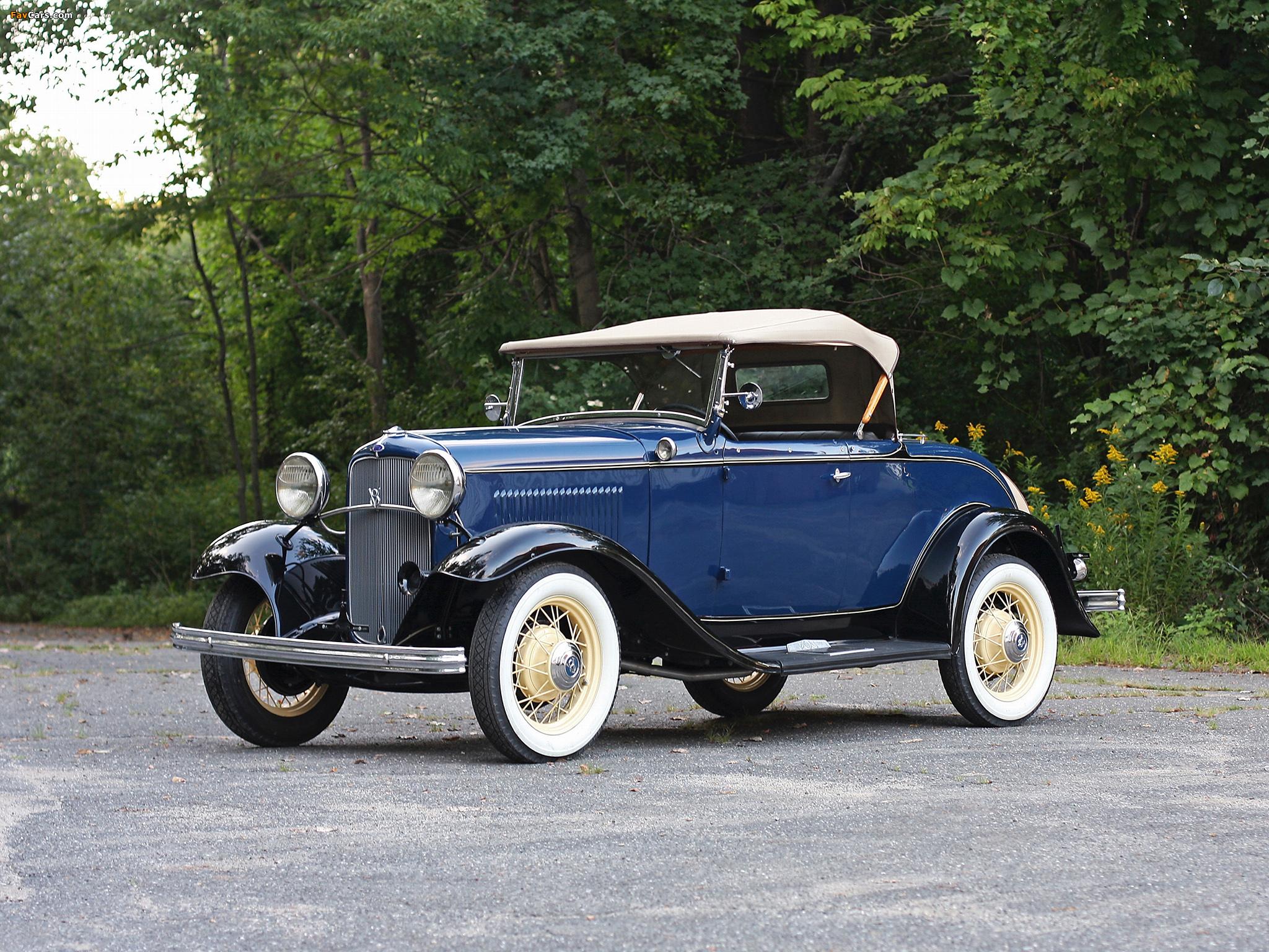 Original Ford Car