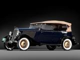 Ford V8 Deluxe Phaeton (40-750) 1934 images