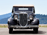 Ford V8 Deluxe Roadster (40-710) 1934 photos