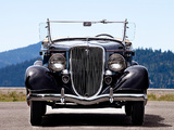 Ford V8 Deluxe Roadster (40-710) 1934 pictures