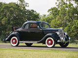 Ford V8 Deluxe 5-window Coupe (48-770) 1935 images