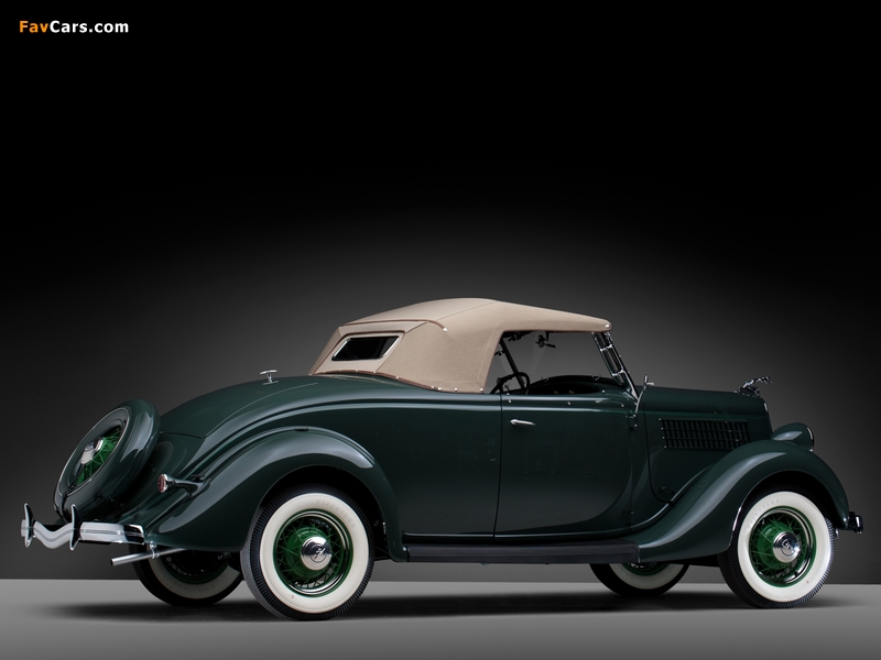Ford V8 Deluxe Roadster (48-710) 1935 images (800 x 600)