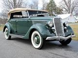 Ford V8 Deluxe Phaeton (48-750) 1935 images