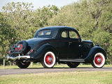 Ford V8 Deluxe 5-window Coupe (48-770) 1935 photos