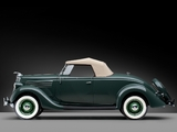 Ford V8 Deluxe Roadster (48-710) 1935 pictures