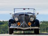 Ford V8 Deluxe Roadster (68-760) 1936 images