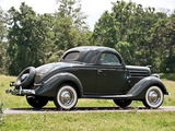 Ford V8 Deluxe 3-window Coupe (68-720) 1936 photos