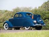 Ford V8 Deluxe 5-window Coupe (68-770) 1936 photos