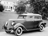 Ford V8 Deluxe Phaeton (68-750) 1936 photos