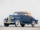 Ford V8 Deluxe Roadster (68-760) 1936 photos