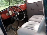 Ford V8 Deluxe Tudor Touring Sedan 1936 pictures