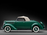 Ford V8 Deluxe Roadster (68-760) 1936 pictures