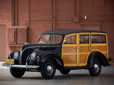Ford V8 Deluxe Station Wagon (81A-790) 1938 photos