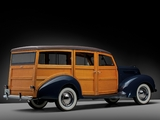 Ford V8 Deluxe Station Wagon (81A-790) 1938 pictures