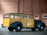 Ford V8 Deluxe Station Wagon (91A-79) 1939 images