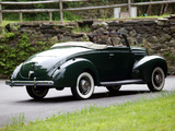 Ford V8 Deluxe Convertible Coupe 1939 pictures