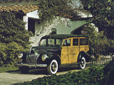 Ford V8 Deluxe Station Wagon (91A-79) 1939 pictures