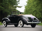 Ford V8 Deluxe Convertible Coupe 1940 photos