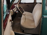 Ford V8 Deluxe 5-window Coupe (01A-77B) 1940 wallpapers