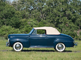 Ford V8 Super Deluxe Convertible Coupe (11A-76) 1941 images