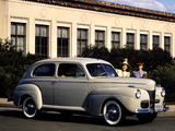 Ford V8 Super Deluxe Tudor Sedan (11A-70B) 1941 wallpapers