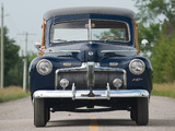 Ford V8 Super Deluxe Station Wagon (21A-79B) 1942 images