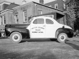 Ford V8 Super Deluxe Coupe Police (21A-77B) 1942 photos