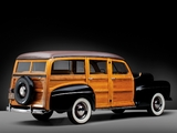 Ford V8 Super Deluxe Station Wagon (21A-79B) 1942 pictures