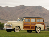 Ford V8 Super Deluxe Station Wagon (79B) 1946 photos