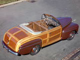 Ford Super Deluxe Sportsman Convertible 1946 pictures